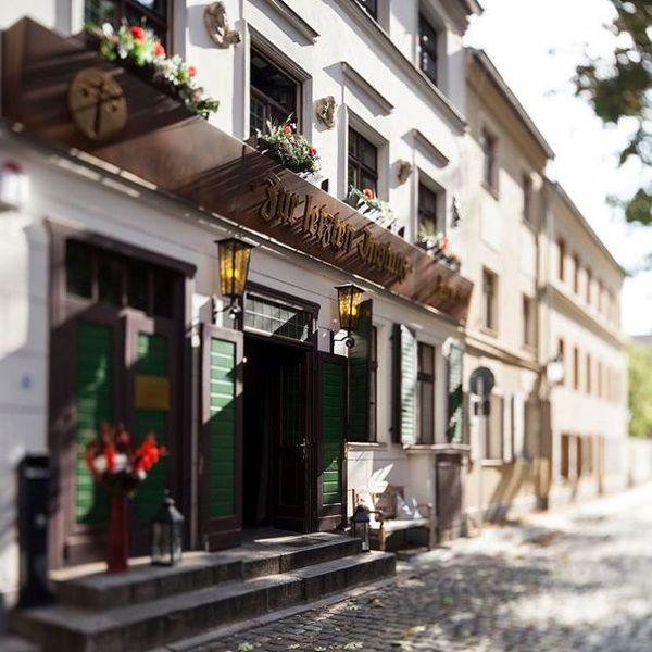 Berlin's Oldest Restaurant: Zur Letzten Instanz