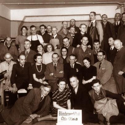 Otto Weidt: The Blind Schindler