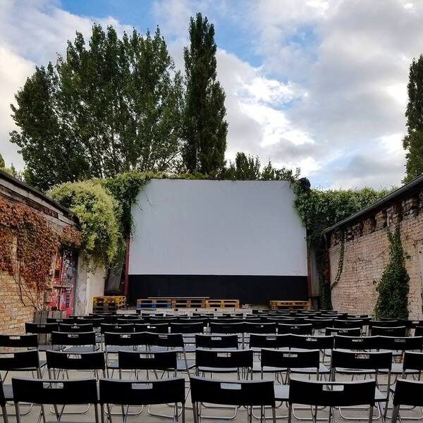 The Best Open-air Cinemas in Berlin Right Now
