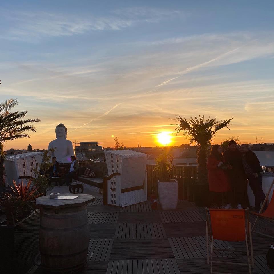 The Best Rooftop Bars in Berlin